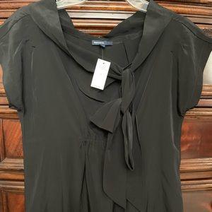 Brand new silky maternity shirt